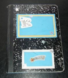 Kim's Notebook 2011