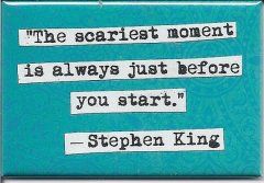 Scary start